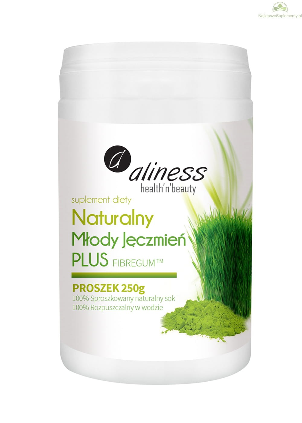green barley plus rossmann
