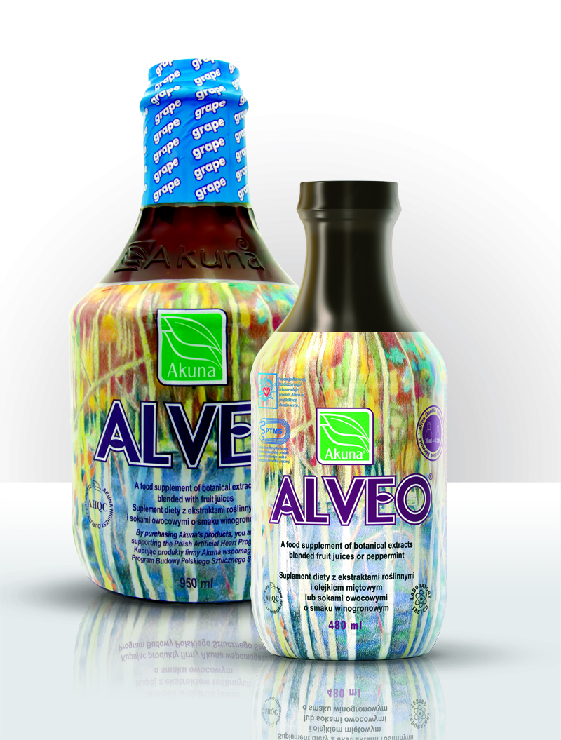 alveo grape akuna